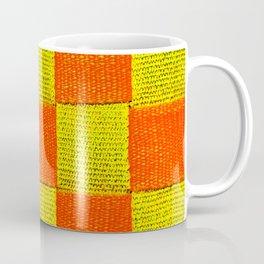 Canvas Straps Coffee Mug