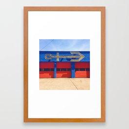 Barista Parlor Framed Art Print
