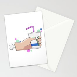 Give Me a Hand Stationery Cards