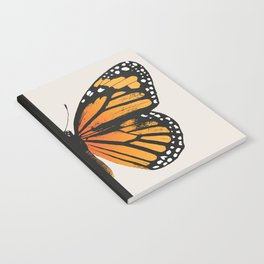 Monarch Butterfly | Left Wing Notebook