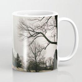 Abandoned Rural Church Coffee Mug