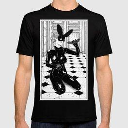asc 567 - La maison abandonnée (The old house was not empty) T-shirt