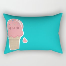 Melt with Me Rectangular Pillow