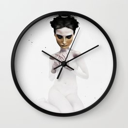 Even Though You Tried Wall Clock