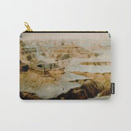 Vintage Grand Canyon National Park Illustration (1919) Carry-All Pouch