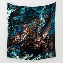 A Sudden Freeze Wall Tapestry
