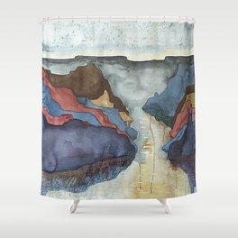 Canyon Shower Curtain