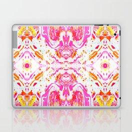 Marbeling Roseate Laptop & iPad Skin