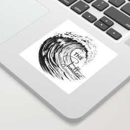 The Shallow Sticker