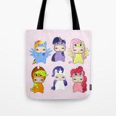 A Boy - Little Pony Tote Bag