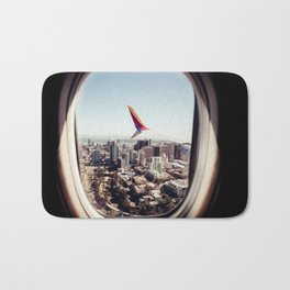 Airplane Bath Mat