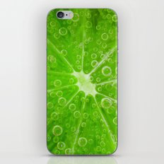 Lime Fizz iPhone & iPod Skin