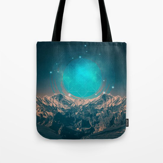 Made For Another World Tote Bag