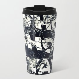 Who Shot Ya? Metal Travel Mug
