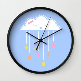 SLEEP TIGHT Wall Clock