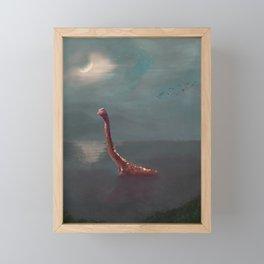Nessie 2019 Framed Mini Art Print