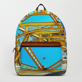 Tower Bridge (Sacramento, CA, USA) Backpack