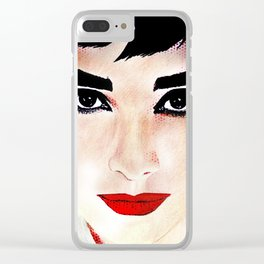 The Great Beauty Clear iPhone Case