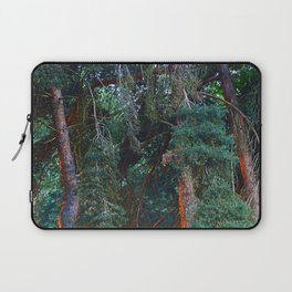 Camp Fire Glow Laptop Sleeve