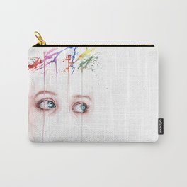 Beautiful mind Carry-All Pouch