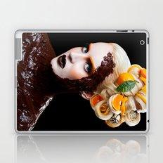 Chocolate Orange Laptop & iPad Skin
