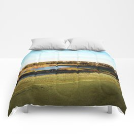 A Golfer's Paradise Comforters