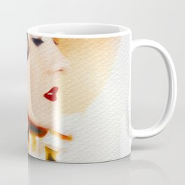 Gloria Swanson, Vintage Movie Star Coffee Mug
