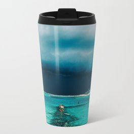 Maldivian storm Travel Mug