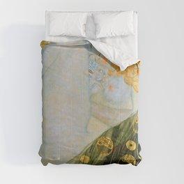 """Gustav Klimt """"Danaë"""" Comforters"""