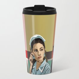The Girls of Twin Peaks Travel Mug
