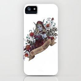 Queen of the Forsaken iPhone Case