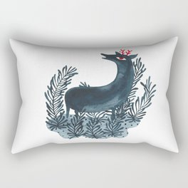 Deep sea deer Rectangular Pillow