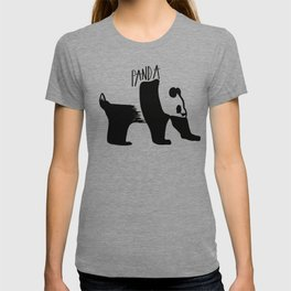 Simple Panda T-shirt