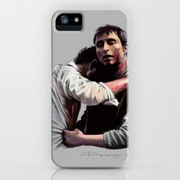 Perdendosi iPhone Case