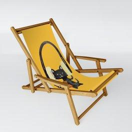 I Love Huge Headphone Sling Chair