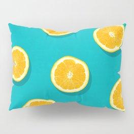 Oranges - Fruit Pattern Pillow Sham