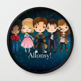 Allonsy Wall Clock
