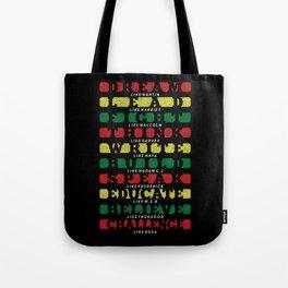 Black history month pride 2020  Tote Bag