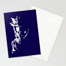 Monster Nine Tails Stationery Cards
