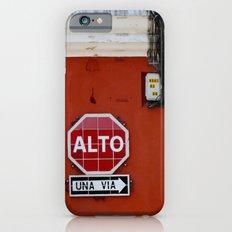 Stop! iPhone 6s Slim Case
