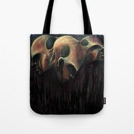 See Evil, Hear Evil, Speak Evil Tote Bag