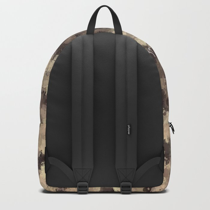 gold cats-53 Backpack