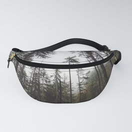 Pacific Northwest Forest Fanny Pack