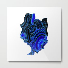 I saw you Metal Print