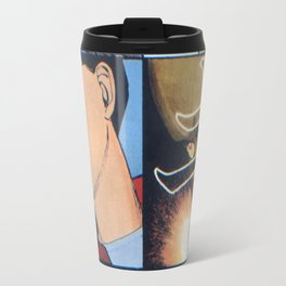 Akira: Pulped Fiction edition Travel Mug