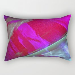 Signs in the Sky Collection III- Streaks and lights Rectangular Pillow