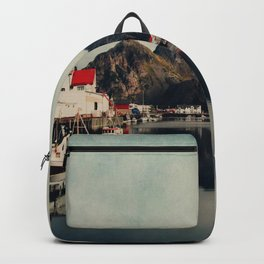 mountain life Backpack