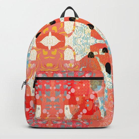 Miss Ladybug Backpack
