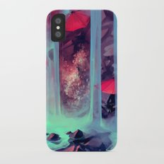 Protect me from what I want iPhone X Slim Case