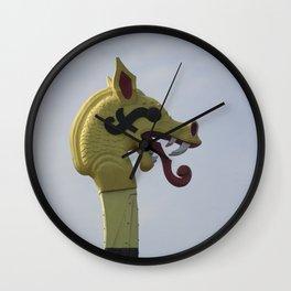 Hugin Wall Clock